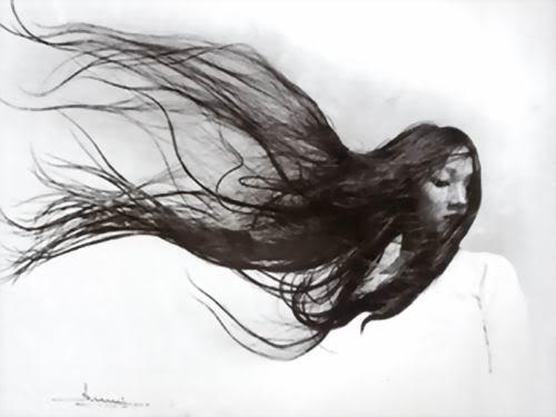 Suối tóc 2