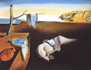 the_persistence_of_memory-Dali