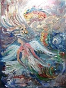 Rồng và Tiên bay giữa trời