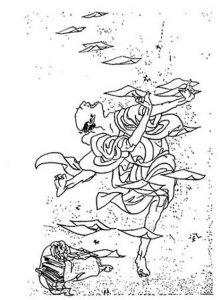 the_mad_poet-hokusai