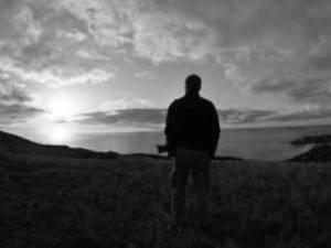 man_in_sunset