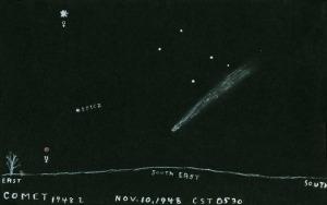 capen_comet_1948