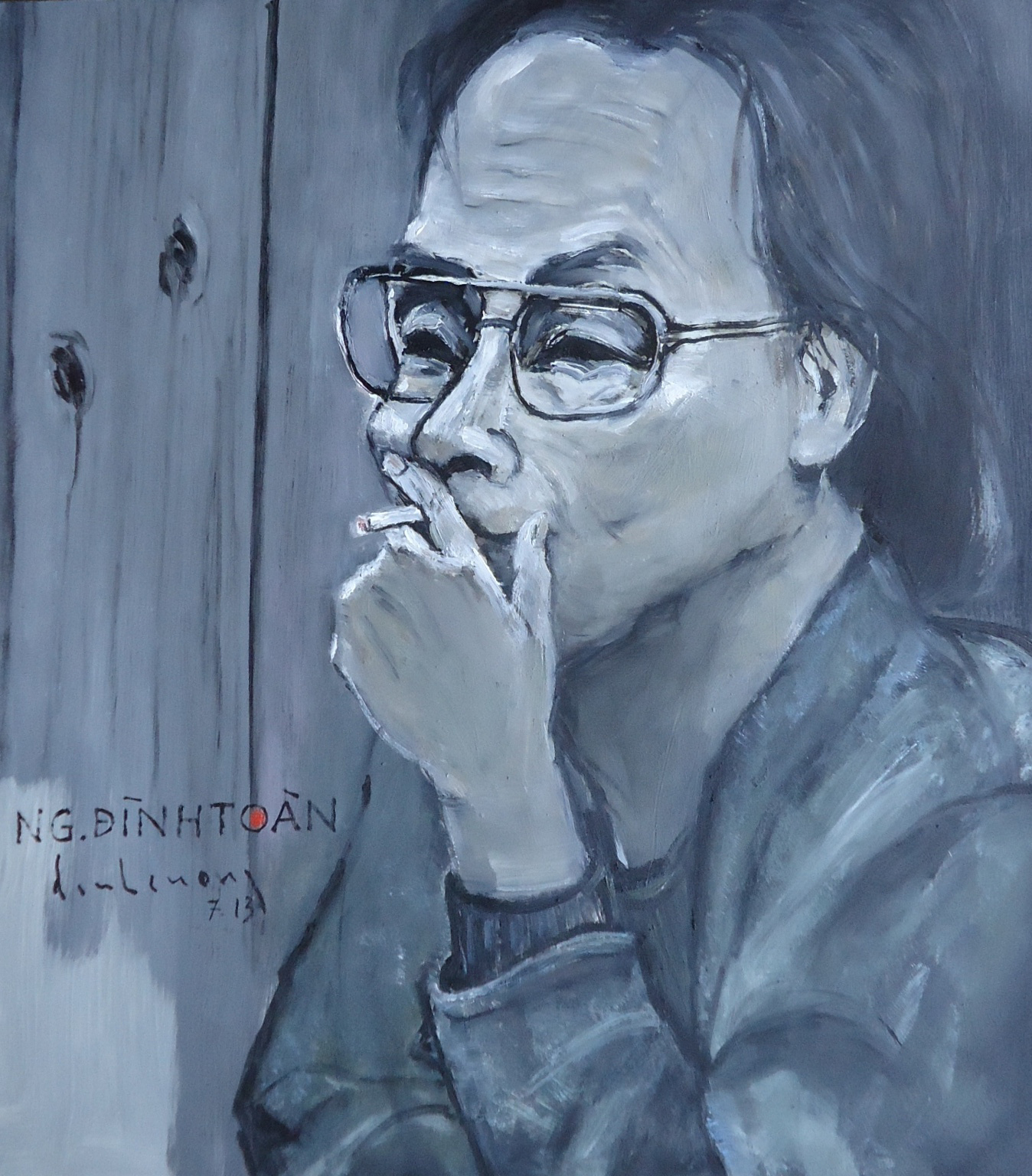"""Nguyễn Đình Toàn – """"tuổi xanh như ngày nắng, người xa như hình bóng…""""(tuyển truyện trên VĂN)"""
