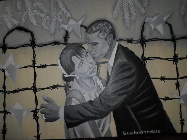 Obama và Aung San Suu Kyi