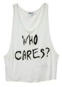 who_cares