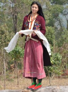bhutan_woman