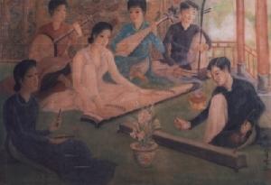Ca HuếLụa - Tôn Thất Đào