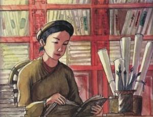"""Phiếm bàn về """"Tâm sự Bà Huyện Thanh Quan"""" trong bài Qua Đèo Ngang nổi tiếng của bà"""
