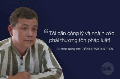 Trò chuyện cùng người chị của Trần Huỳnh Duy Thức